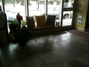 Front Seating Area